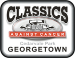 Classics Against Cancer Car Logo 150